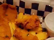Fish n' Chicken Platter