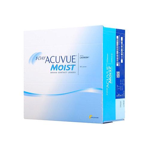 1-Day Acuvue Moist  (180 линз) контактные линзы