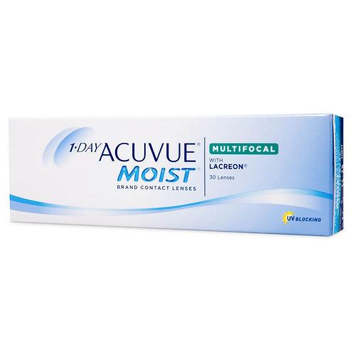 1-Day Acuvue Moist Multifocal (30 линз) контактные линзы