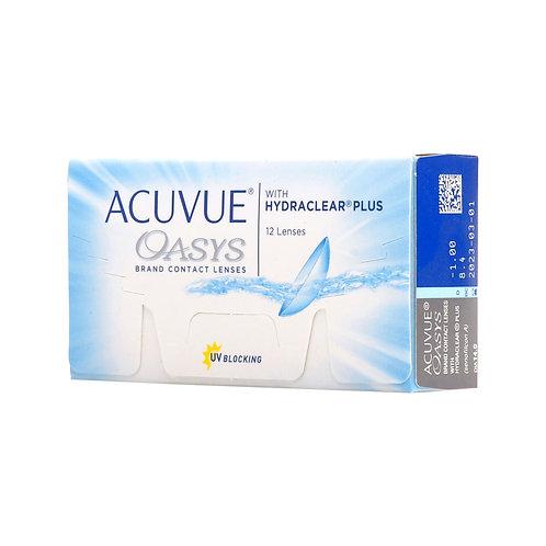 Acuvue Oasys with HYDRACLEAR  (12 линз) контактные линз