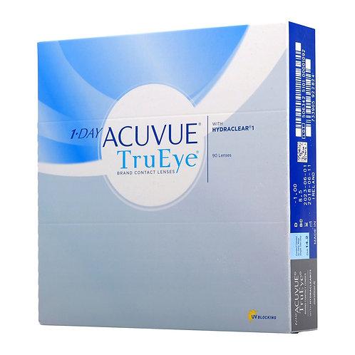 1-Day Acuvue TruEye (90 линз) контактные линзы
