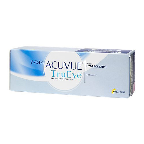 1-Day Acuvue TruEye (30 линз) контактные линзы
