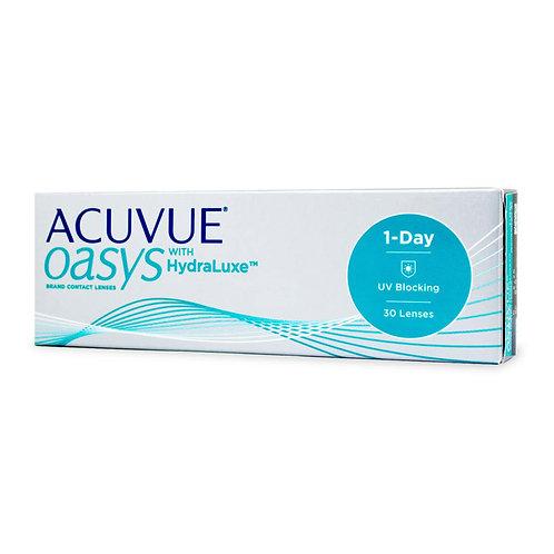 1 Day Acuvue Oasys (30 линз) контактные линзы