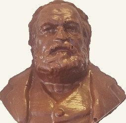 Buste de Victor Hugo