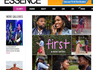 ESSENCE covers Jahmela in her series FIRST