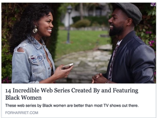 First makes top 14 Incredible Web Series List
