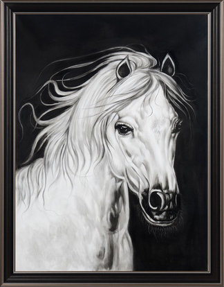 Horse Painting 6