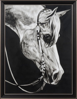 Horse Painting 4