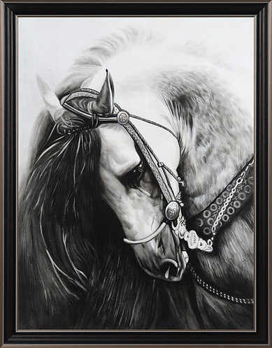 Horse painting 8