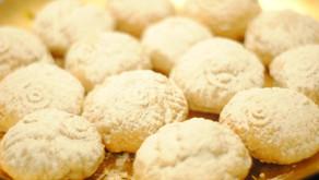 Kahk (Egyptian cookies)
