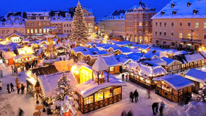 Christmas in Europe and Australia-New Zealand
