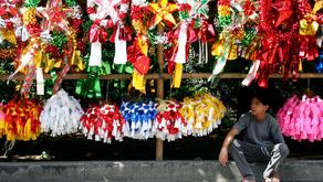 Make a Parol (Filipino Christmas Lantern)