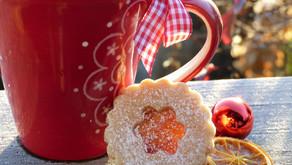 Linzer Cookies (Czech Republic)
