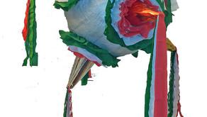 Make a Piñata Navideña (Christmas Piñata)