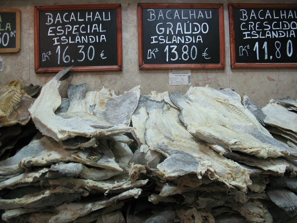 Dried Codfish