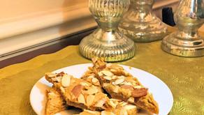 Dutch Christmas Cookies (Jan Hagel Cookies)