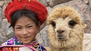 Christmas in Peru (South America)