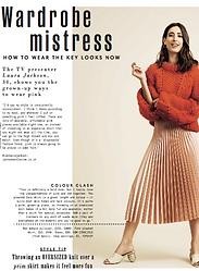 Wardrobe Mistress: Laura Jackson // Style March 26th 2017