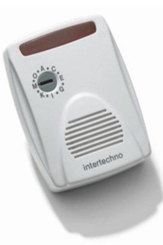 MLR-7100 Empfänger zu Funk-Gong