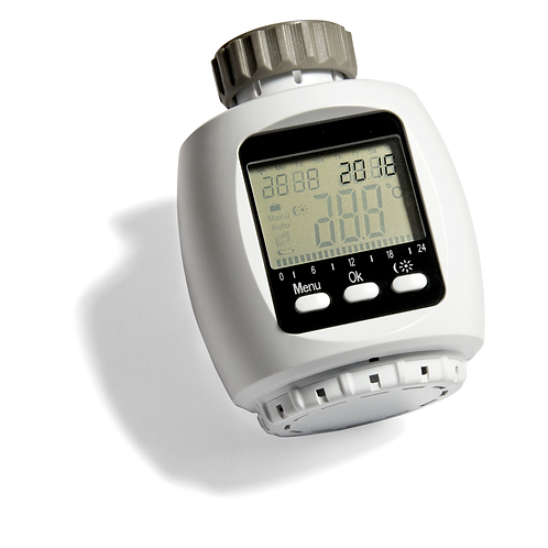 ITH-610 Funk-Heizkörper-Thermostat