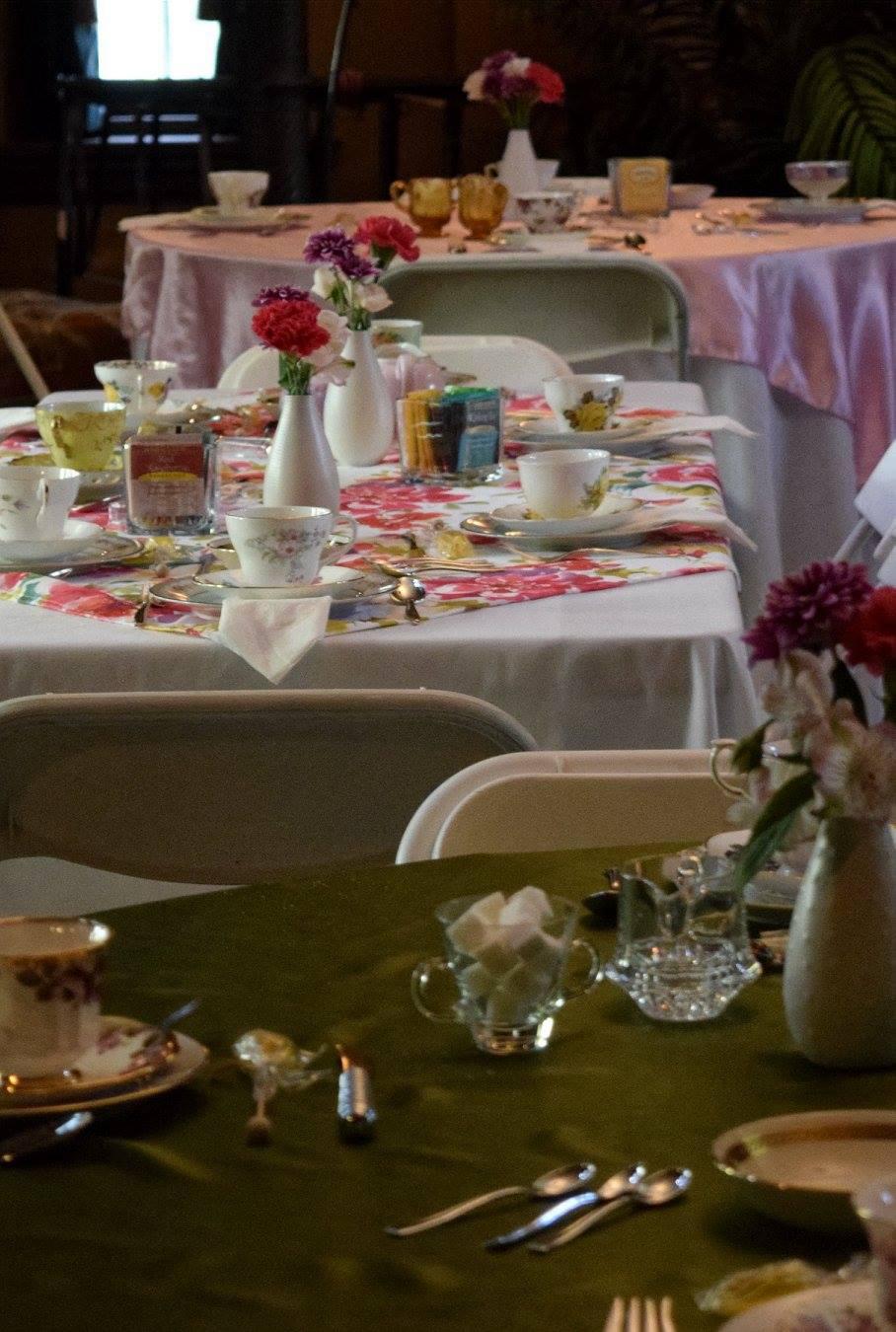 Victorian Tea 1