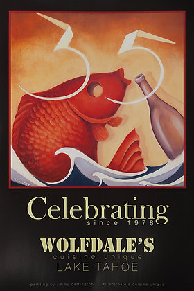 35th Anniversary Poster