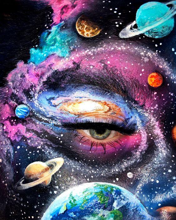 draw galaxy eye