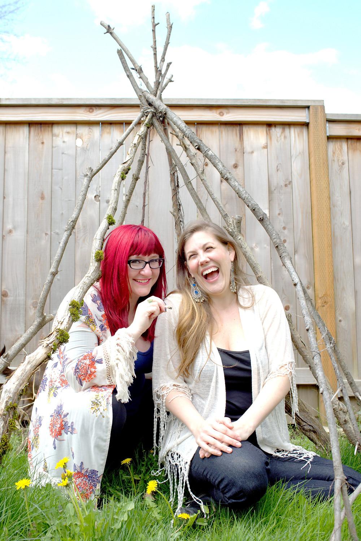 photo of lisa and sam