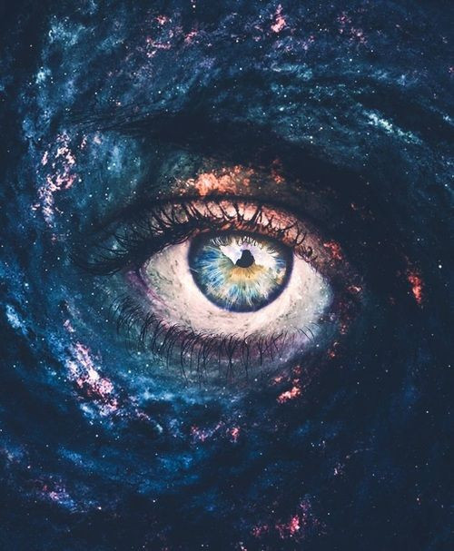 art of an eye