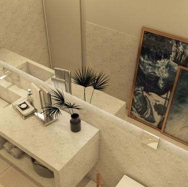 casa rorschach - lavabos