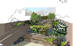 Family garden, Dulwich
