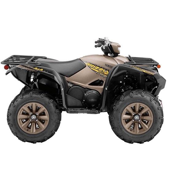 Grizzly 700 SE XTR 4x4