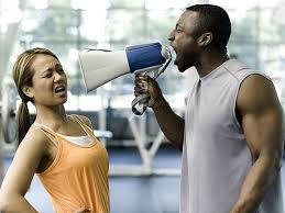 Warning signs your personal trainer is a dud.