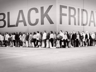 Acordos de renegociações cresceram 14,57% na Black Friday em relação à média de novembro