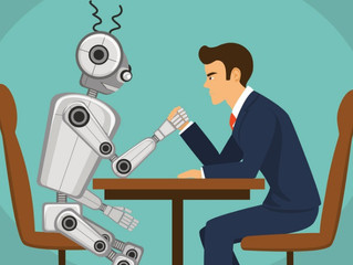 Eu, Robô? O cenário do atendimento com a convivência de canais digitais e humanos