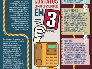 Contact Centers devem adotar soluções sofisticadas para se adequar à nova legislação