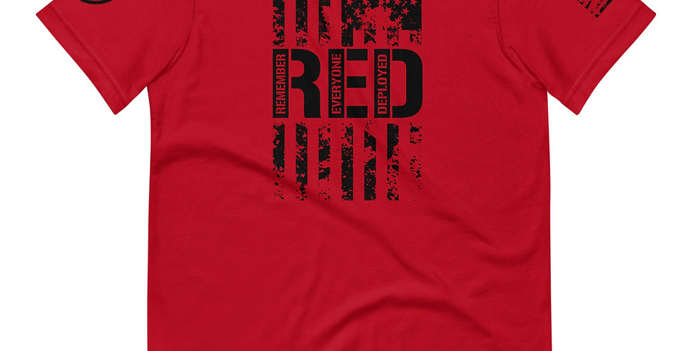Prime Fitness - RED T-Shirt