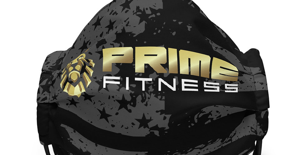 Prime Fitness Face Covering