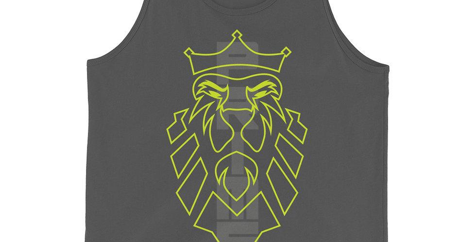 Prime Fitness - Neon Lion (Unisex Tank Top)