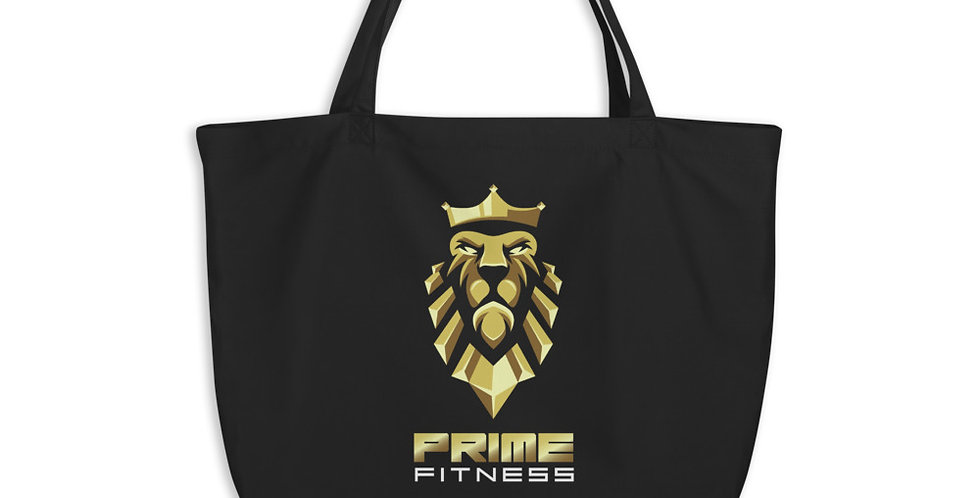 Prime Fitness - Large organic tote bag