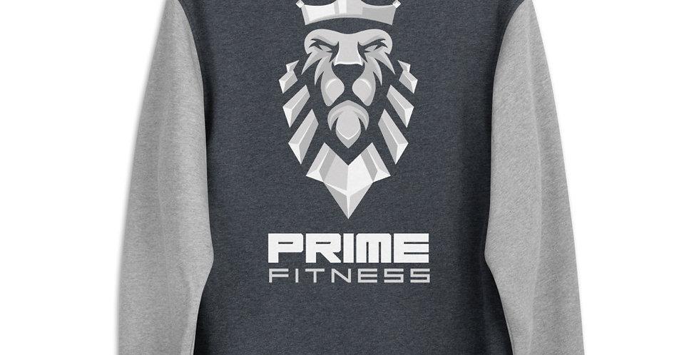 Prime Fitness - Men's Letterman Jacket