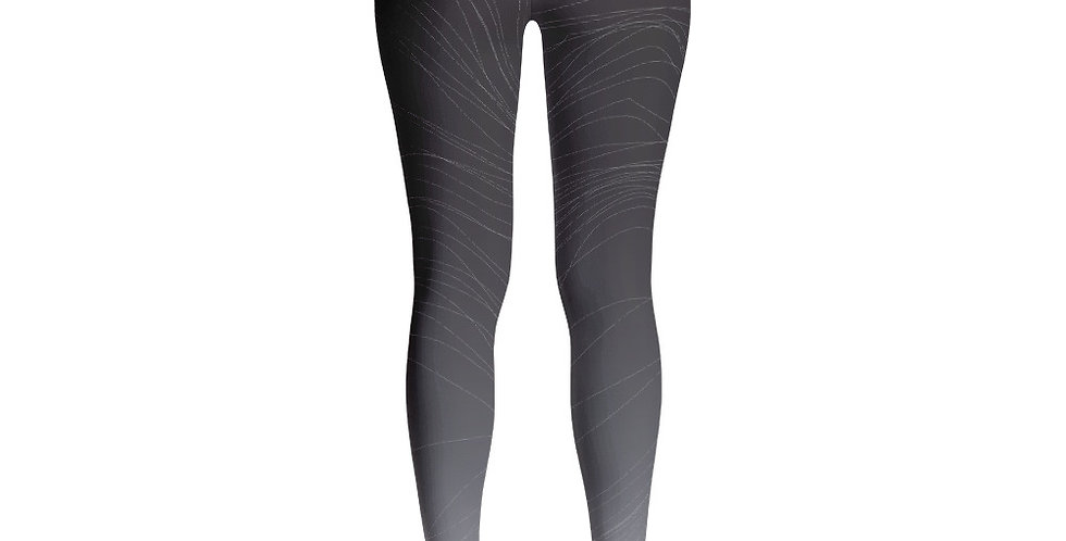 Prime Fitness - Wave Lines Leggings