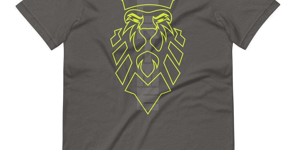 Prime Fitness - Neon Lion T-Shirt