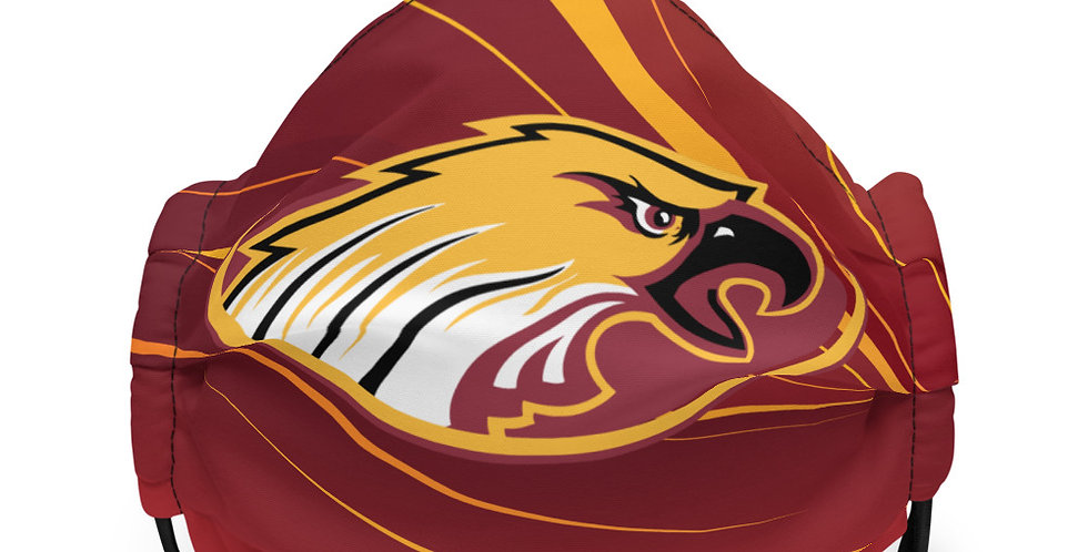 Clovis West - Face cover
