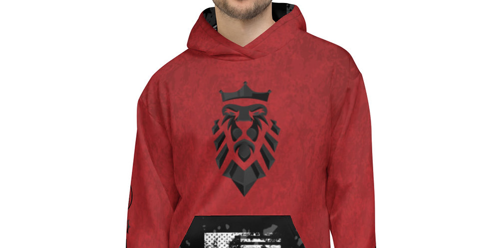 Prime Fitness - R.E.D. Hoodie