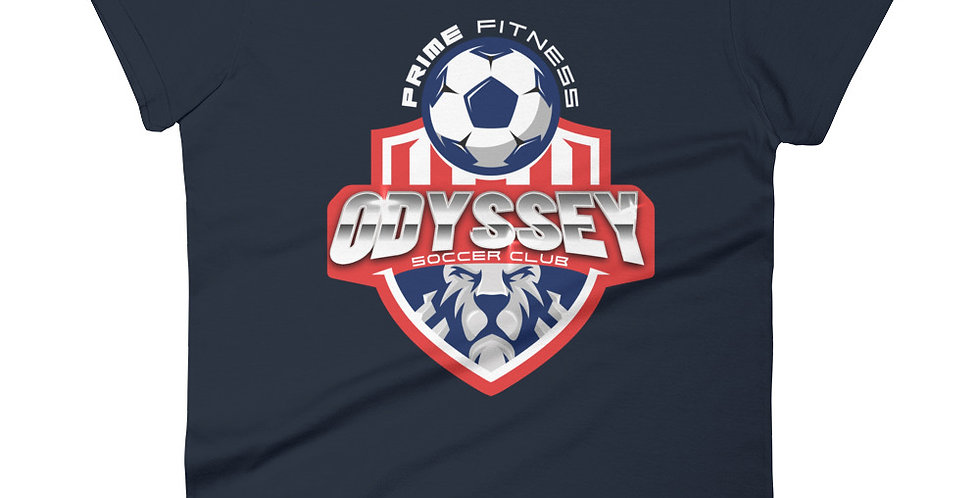 Prime Fitness - Odyssey Soccer Club (Women's Fit)