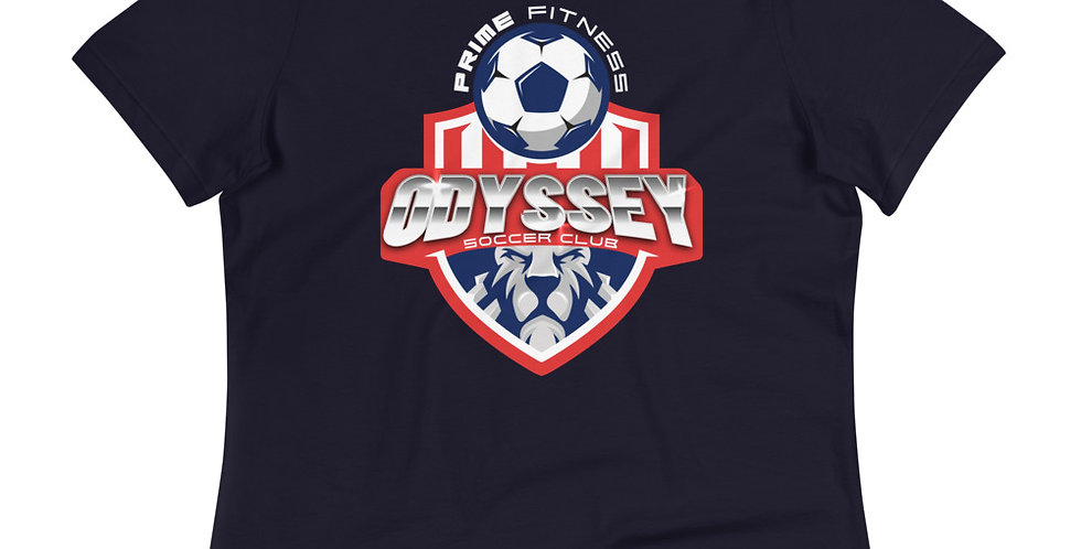 Prime Fitness - Odyssey Soccer Club (Women's Relaxed)