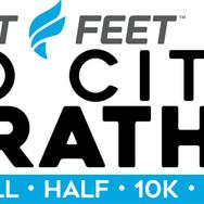 Two Cities Marathon Logo