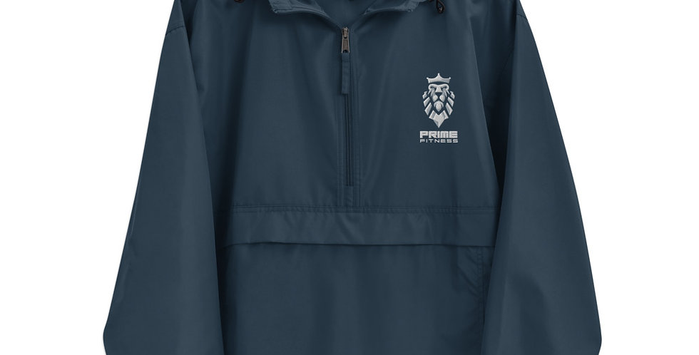 Prime Fitness - Embroidered Champion Packable Jacket