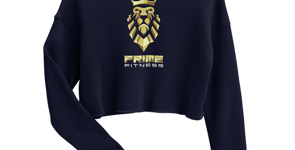 Prime Fitness - Crop Sweatshirt